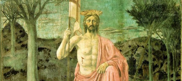 The works of Piero della Francesca in Arezzo and in the Tiber Valley (Valtiberina): Monterchi and Sansepolcro, native village of Piero