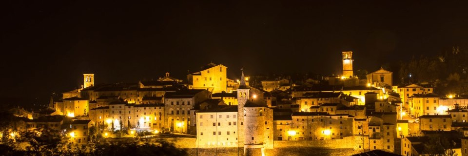 Anghiari, one of the most beautiful medieval villages in Tuscany Valtiberina
