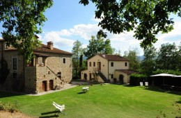 Video of the Sasso farmhouse in Tuscany, Anghiari (Arezzo)