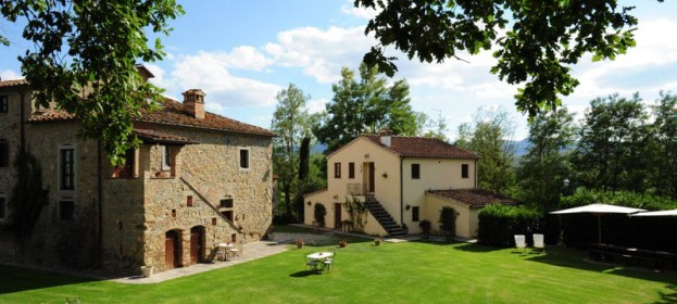 Apartments for families or groups in The Valtiberina, Tuscany